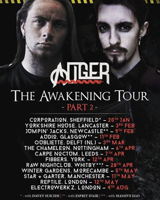 AUGER The Awakening
